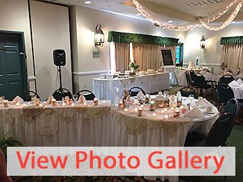 Banquet Center Photo Gallery